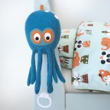 ferm Living Musik-Mobile Octopus